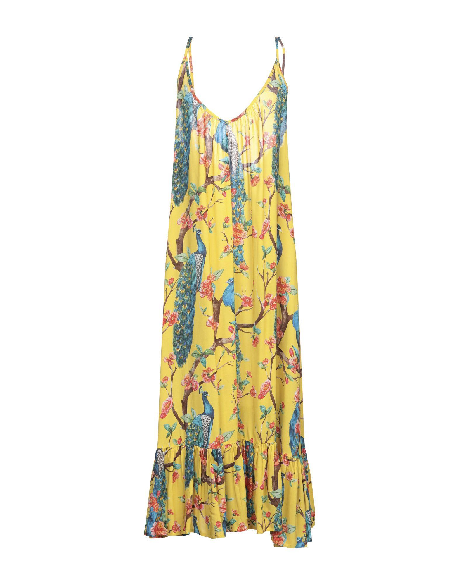 Платье MC2 SAINT BARTH