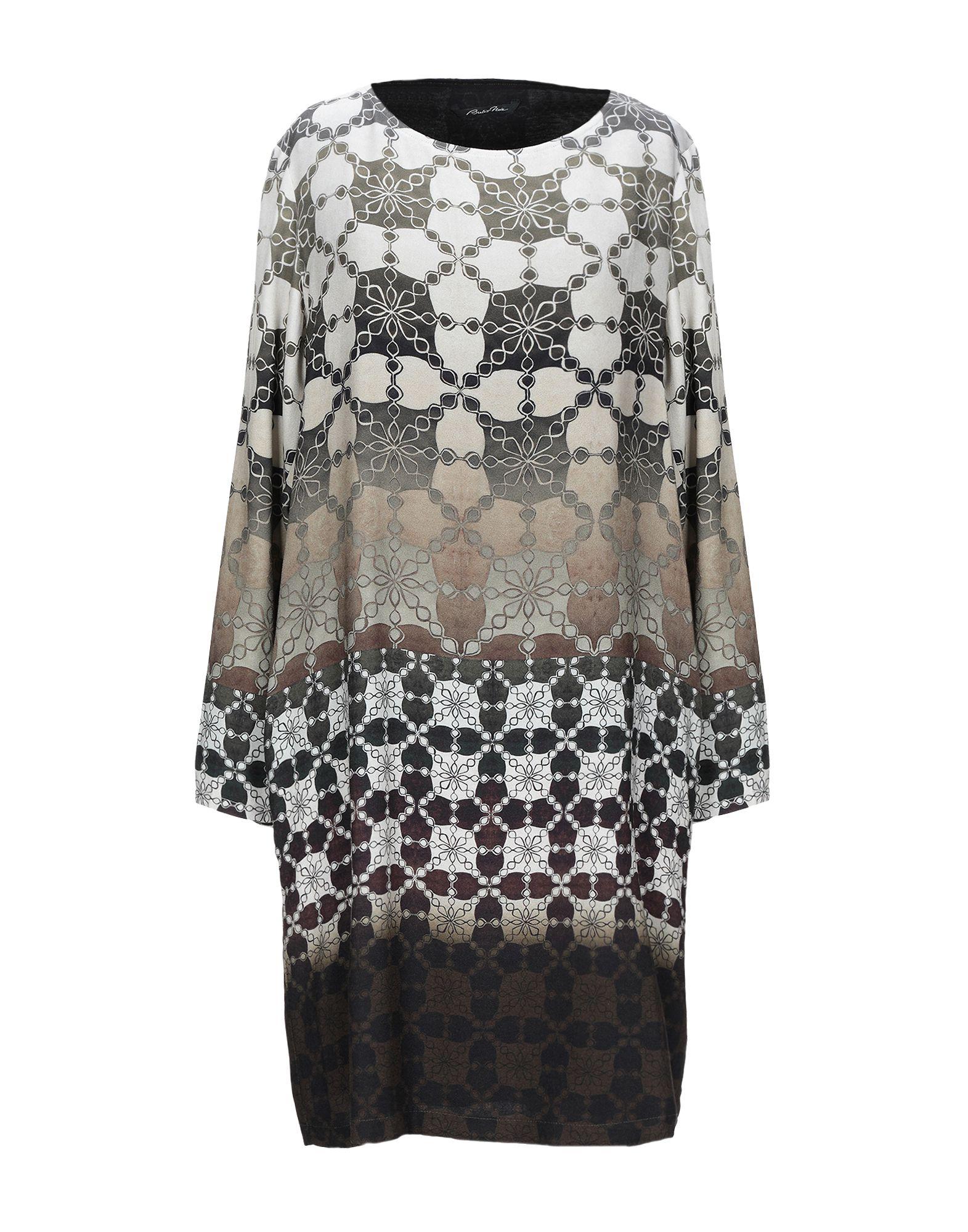 BREBIS NOIR Короткое платье цена 2017