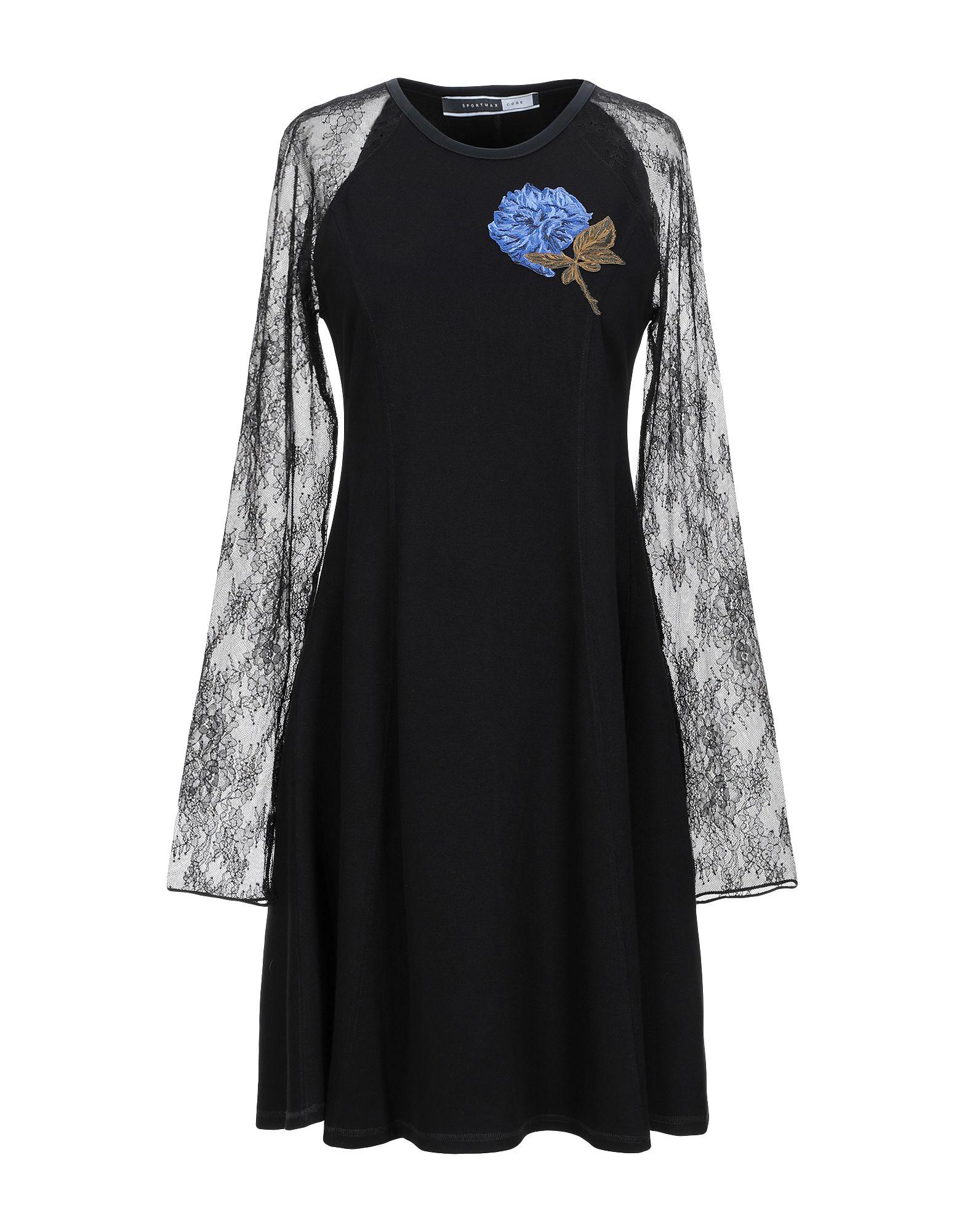 SPORTMAX CODE Короткое платье платье sportmax code sportmax code sp027ewtmg27