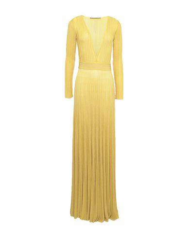 Фото - Женское длинное платье ANTONINO VALENTI желтого цвета