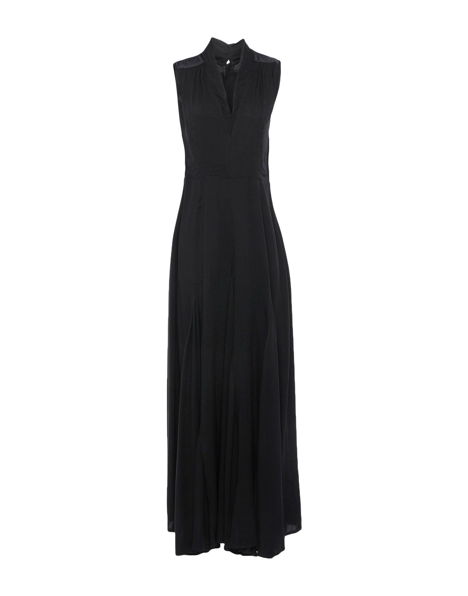NÜ DENMARK Длинное платье свитшот print bar denmark