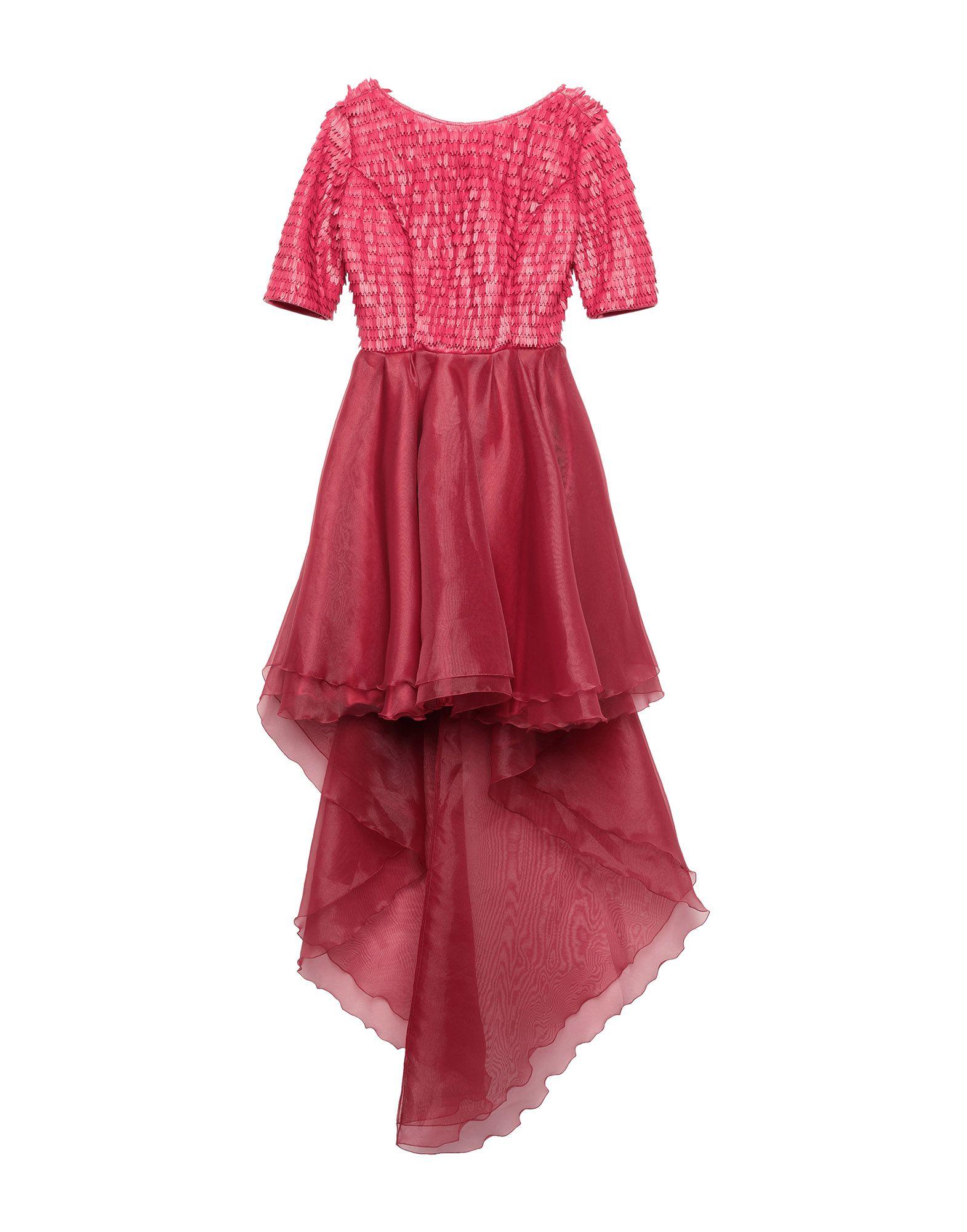 FRANCESCA & VERONICA FELEPPA Короткое платье