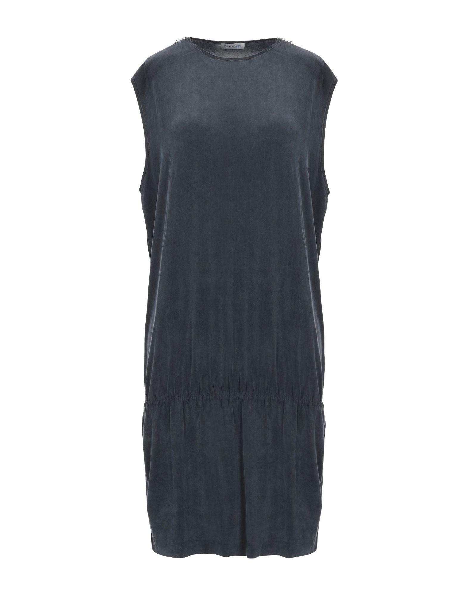 CALVIN KLEIN JEANS Короткое платье платье джинсовое calvin klein jeans calvin klein jeans ca939ewbths7