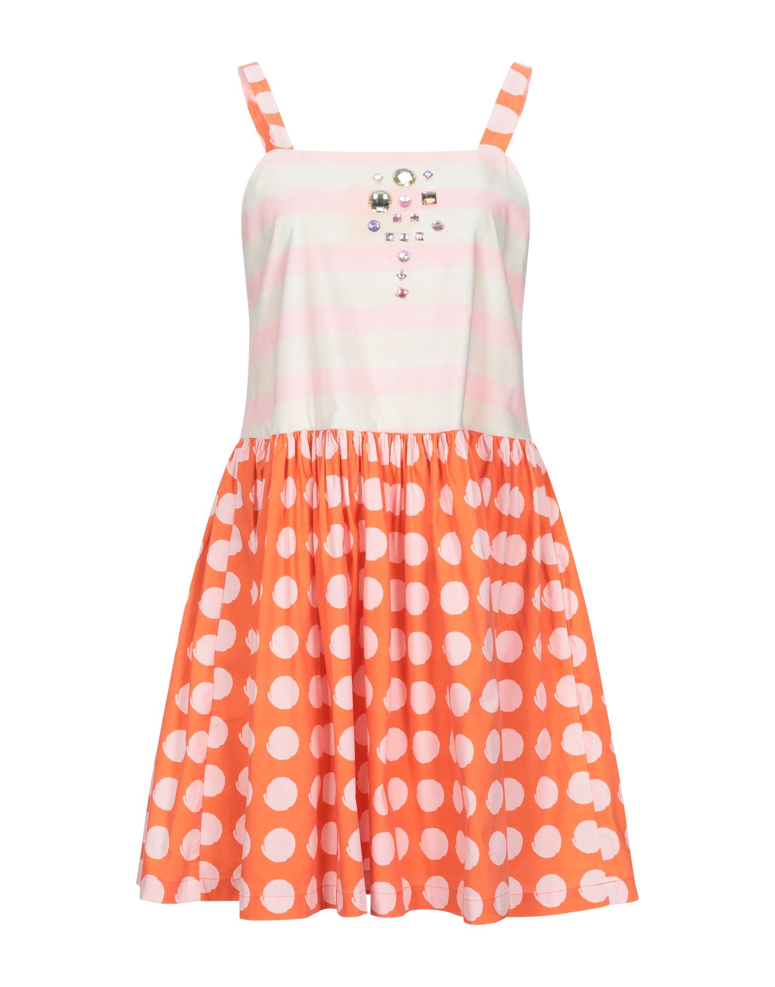 LEO STUDIO DESIGN Короткое платье недорого