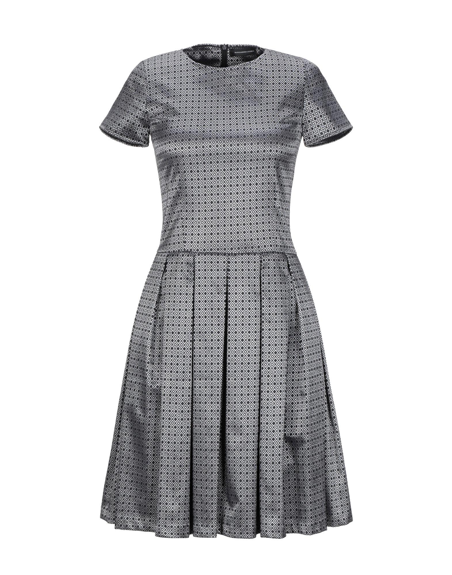 Фото - ALESSANDRO LEGORA Короткое платье сумка alessandro birutti alessandro birutti mp002xw18vzn