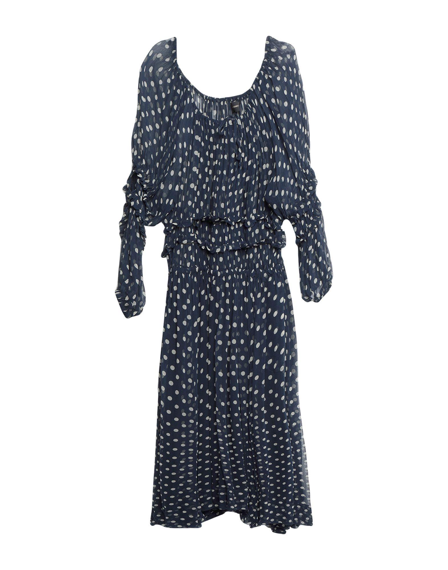LAURENCE BRAS Длинное платье boxy wb 05 g