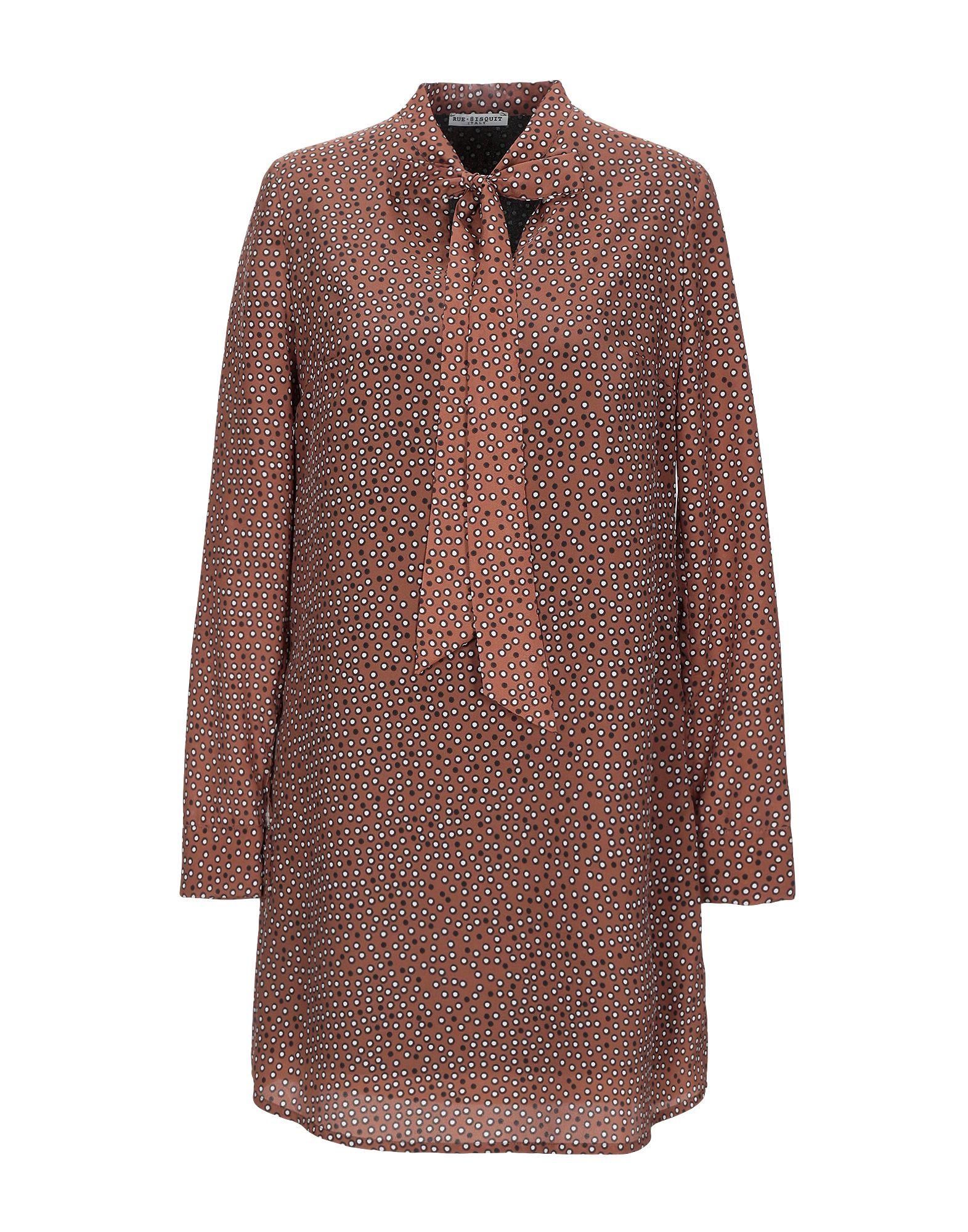 цены RUE•8ISQUIT Короткое платье