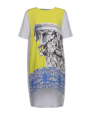 Фото - Женское короткое платье LEITMOTIV желтого цвета