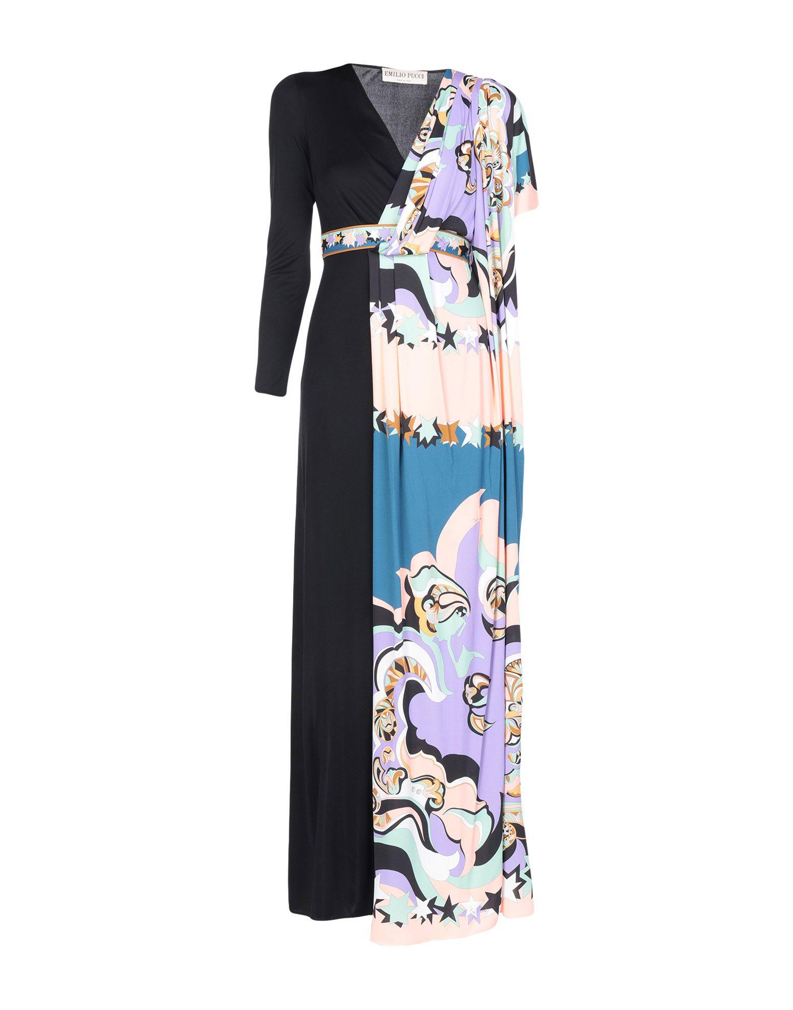 EMILIO PUCCI Длинное платье