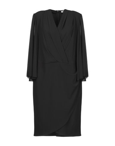 Фото - Платье до колена от KITANA черного цвета