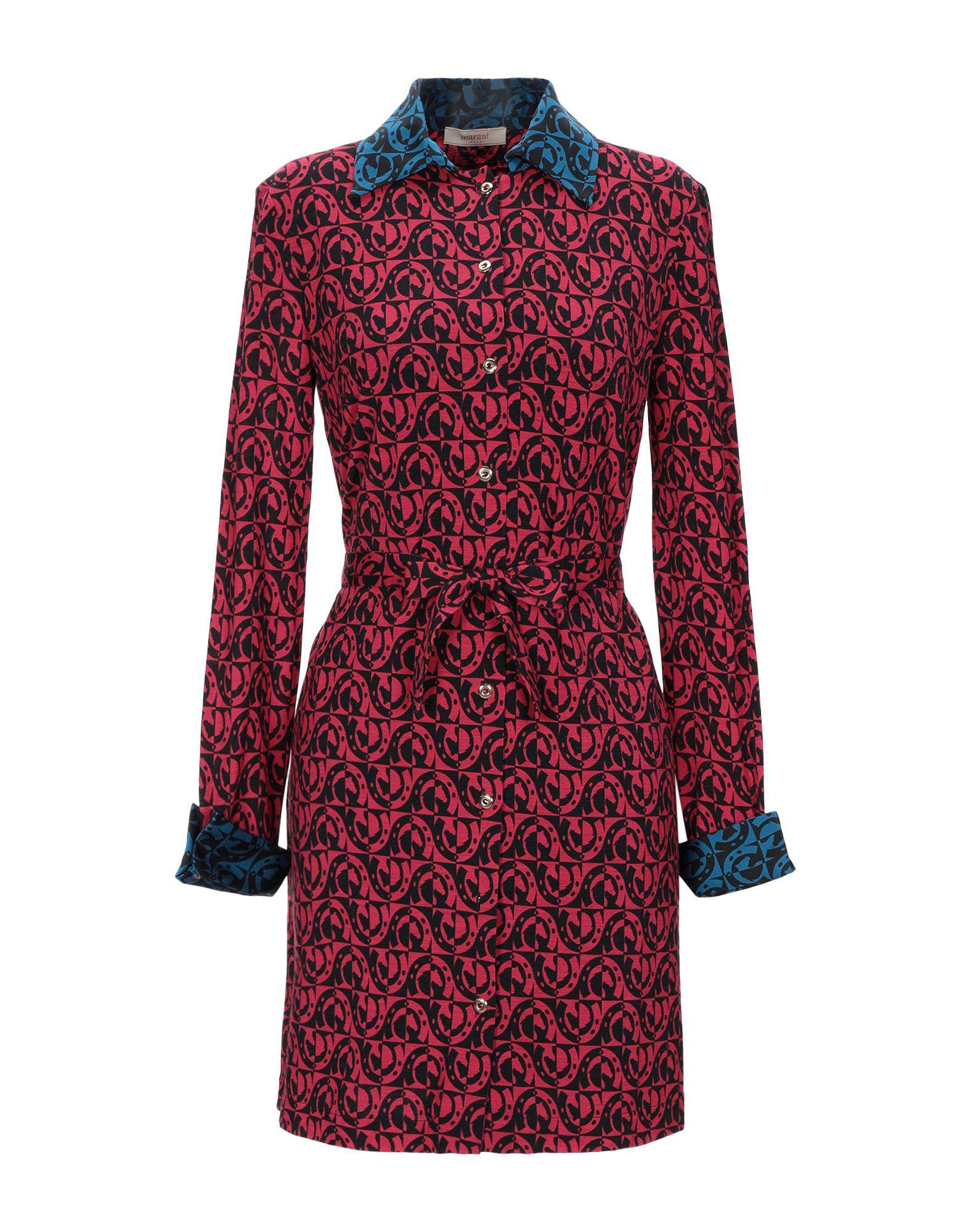 купить MARANI JEANS Короткое платье по цене 18500 рублей