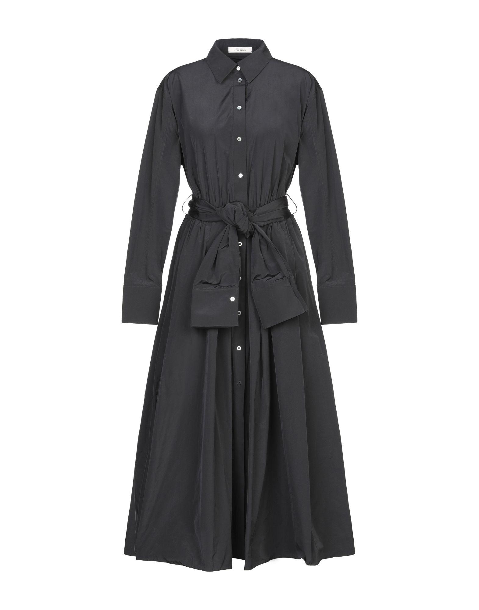 DOROTHEE SCHUMACHER Длинное платье dorothee schumacher ремень