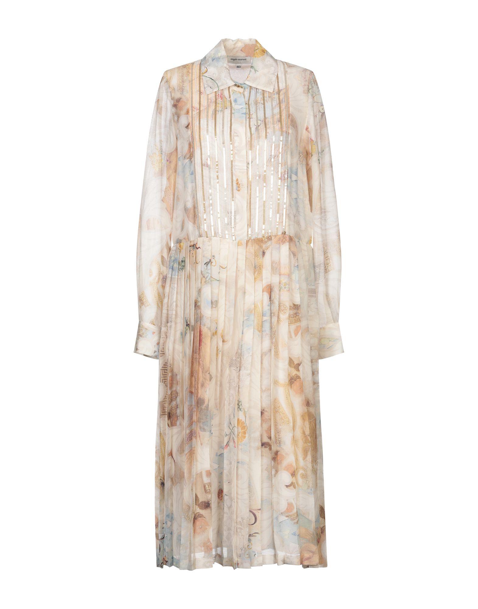 ANGELO MARANI Платье длиной 3/4