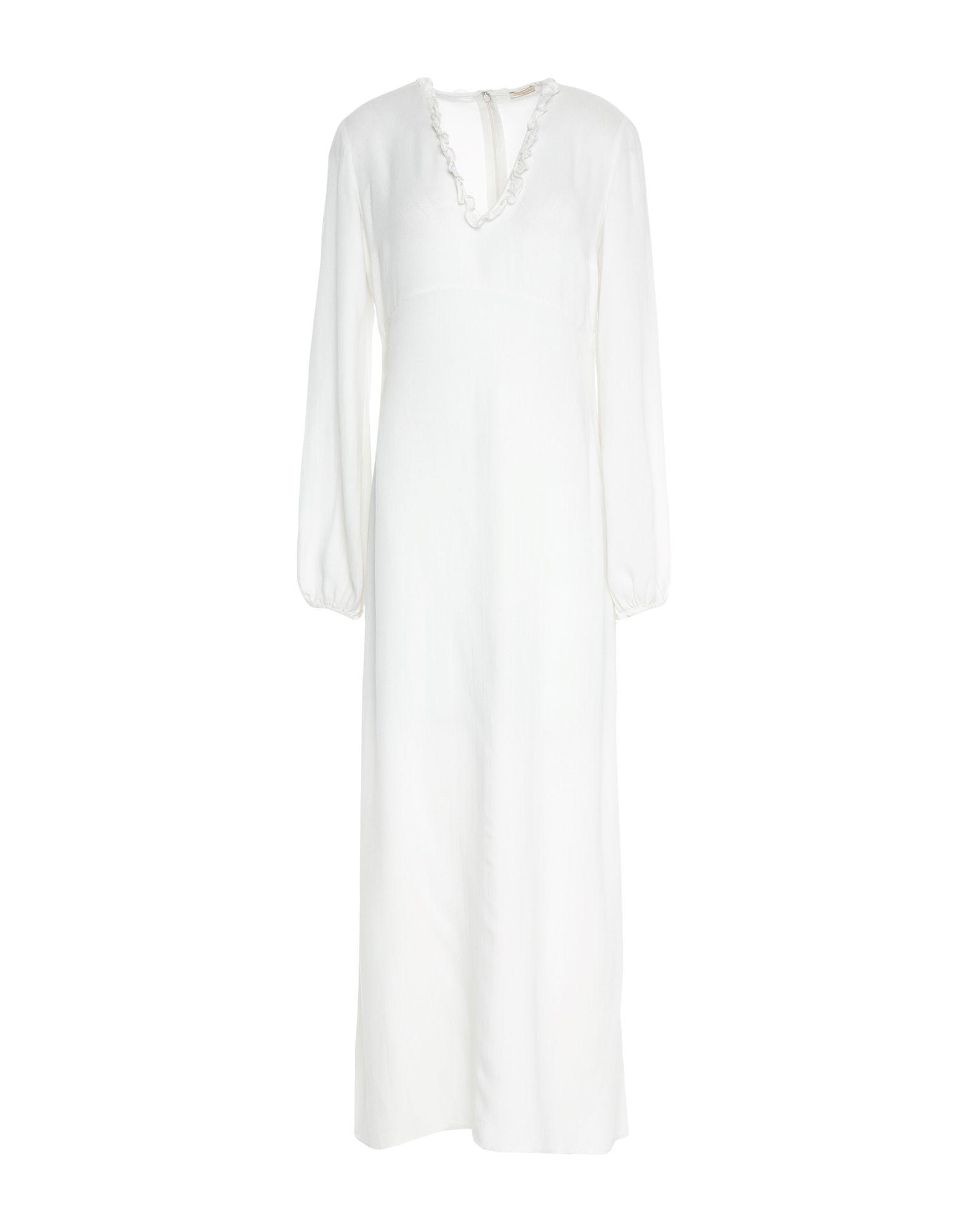 MASSIMO ALBA Длинное платье цена 2017