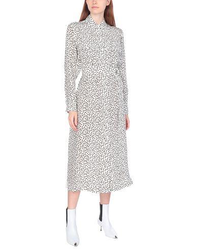 Фото 2 - Платье длиной 3/4 цвет слоновая кость