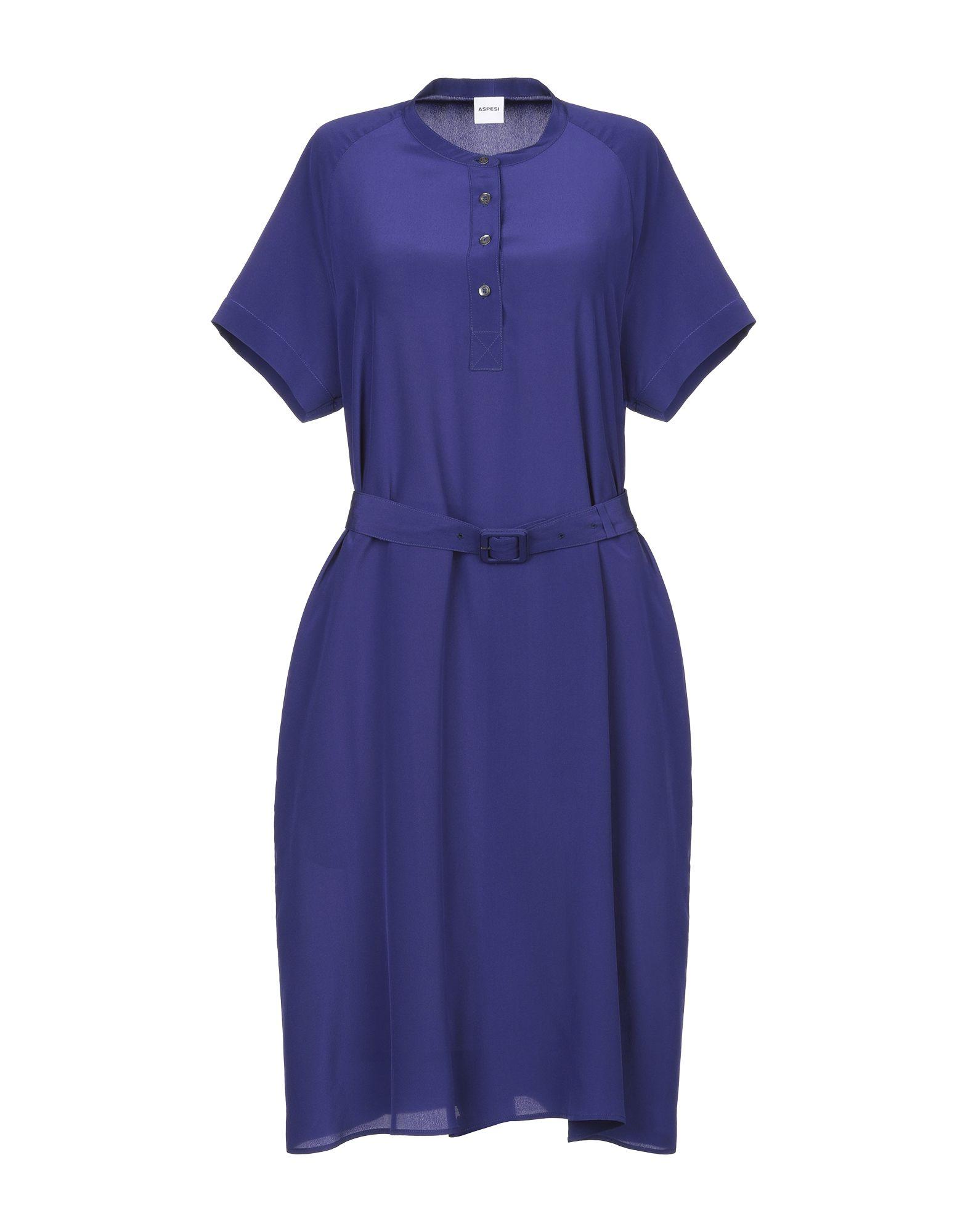 ASPESI Платье до колена