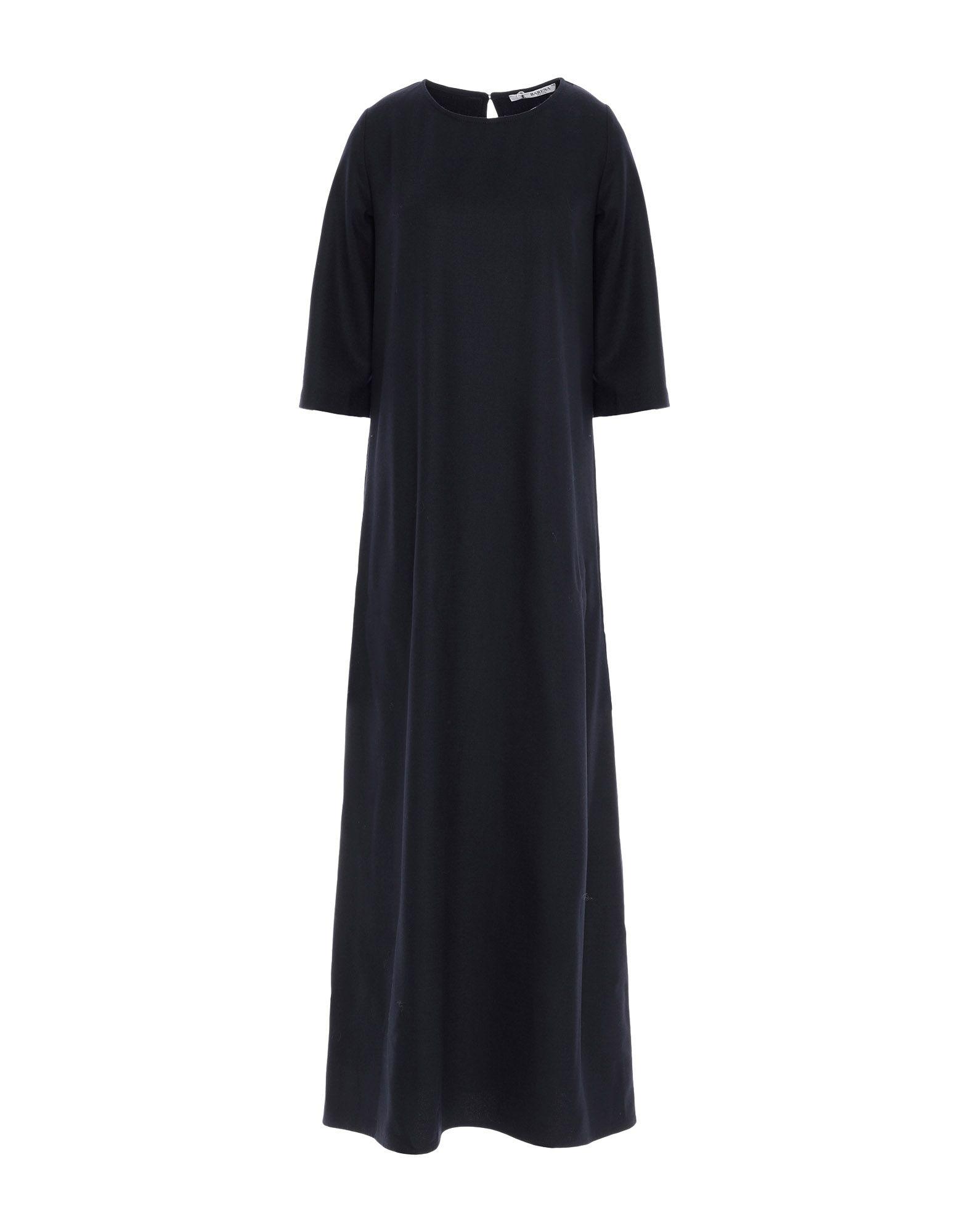 BARENA Длинное платье barena платье длиной 3 4