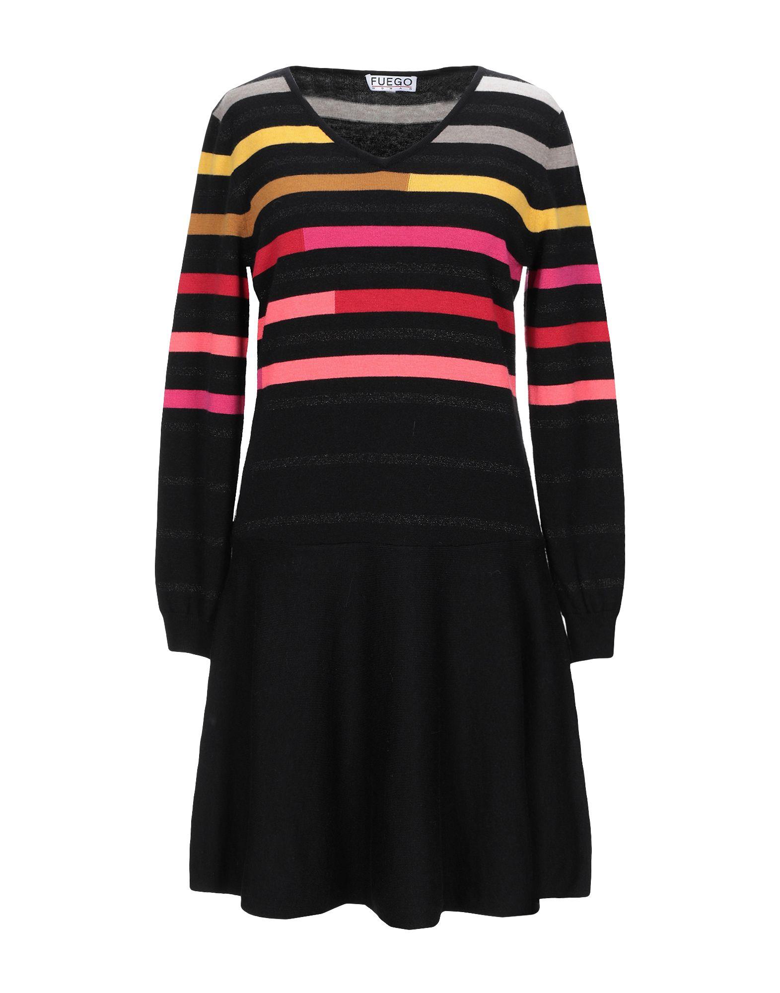 купить FUEGO WOMAN Короткое платье дешево
