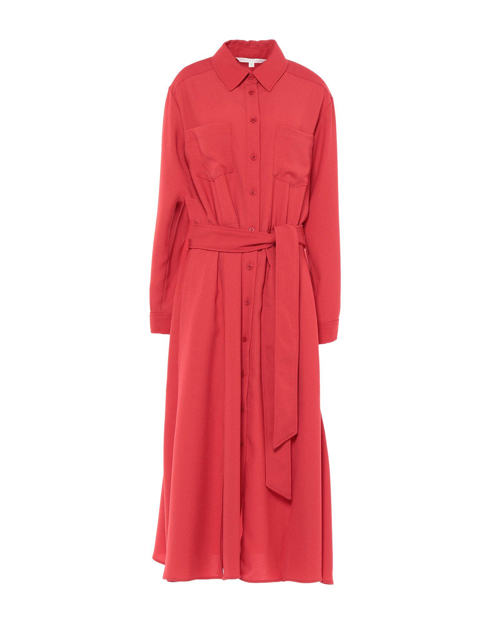 VERONICA BEARD Платье длиной 3/4