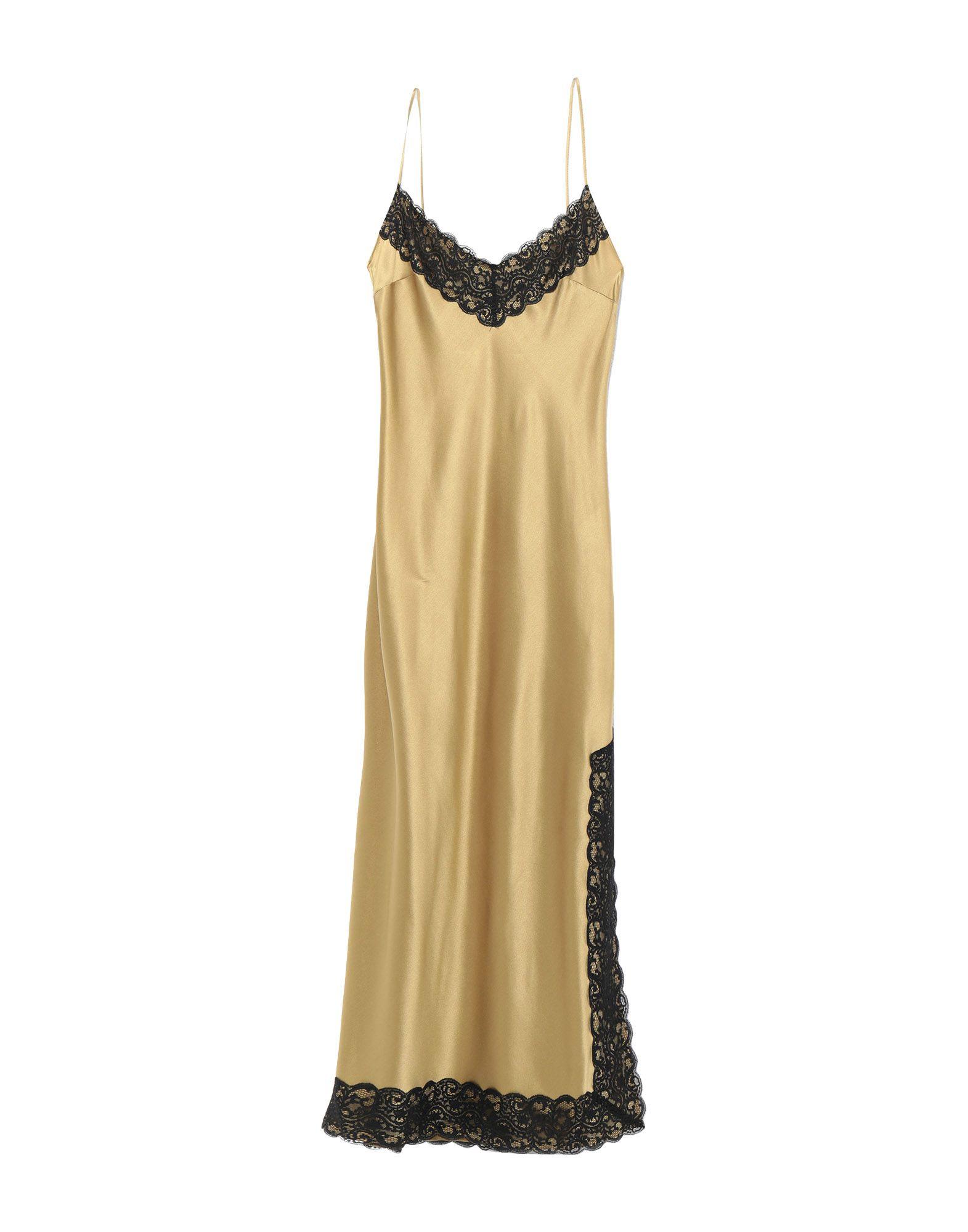 купить PEACOCK BLUE Длинное платье дешево