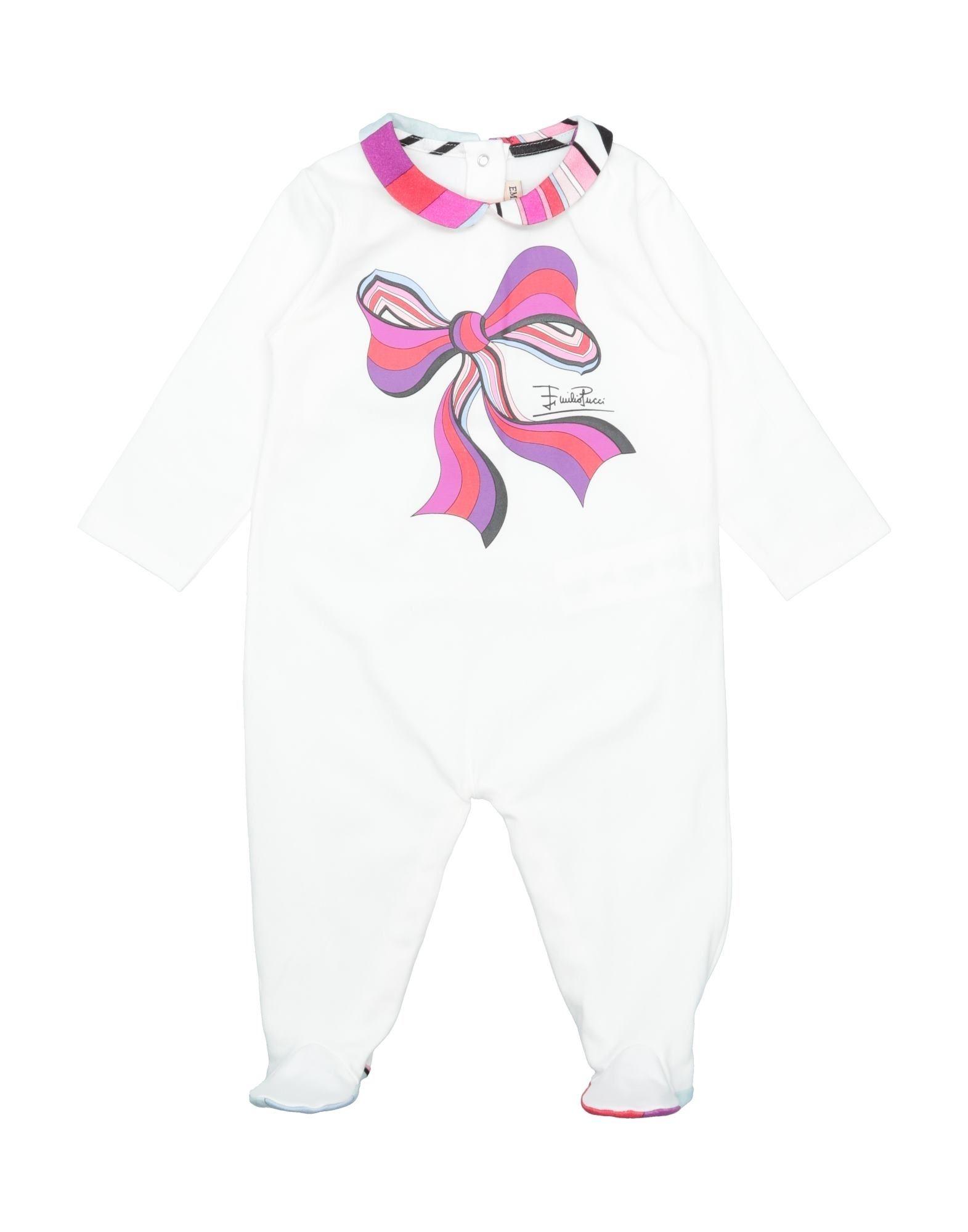 EMILIO PUCCI Детский комбинезон