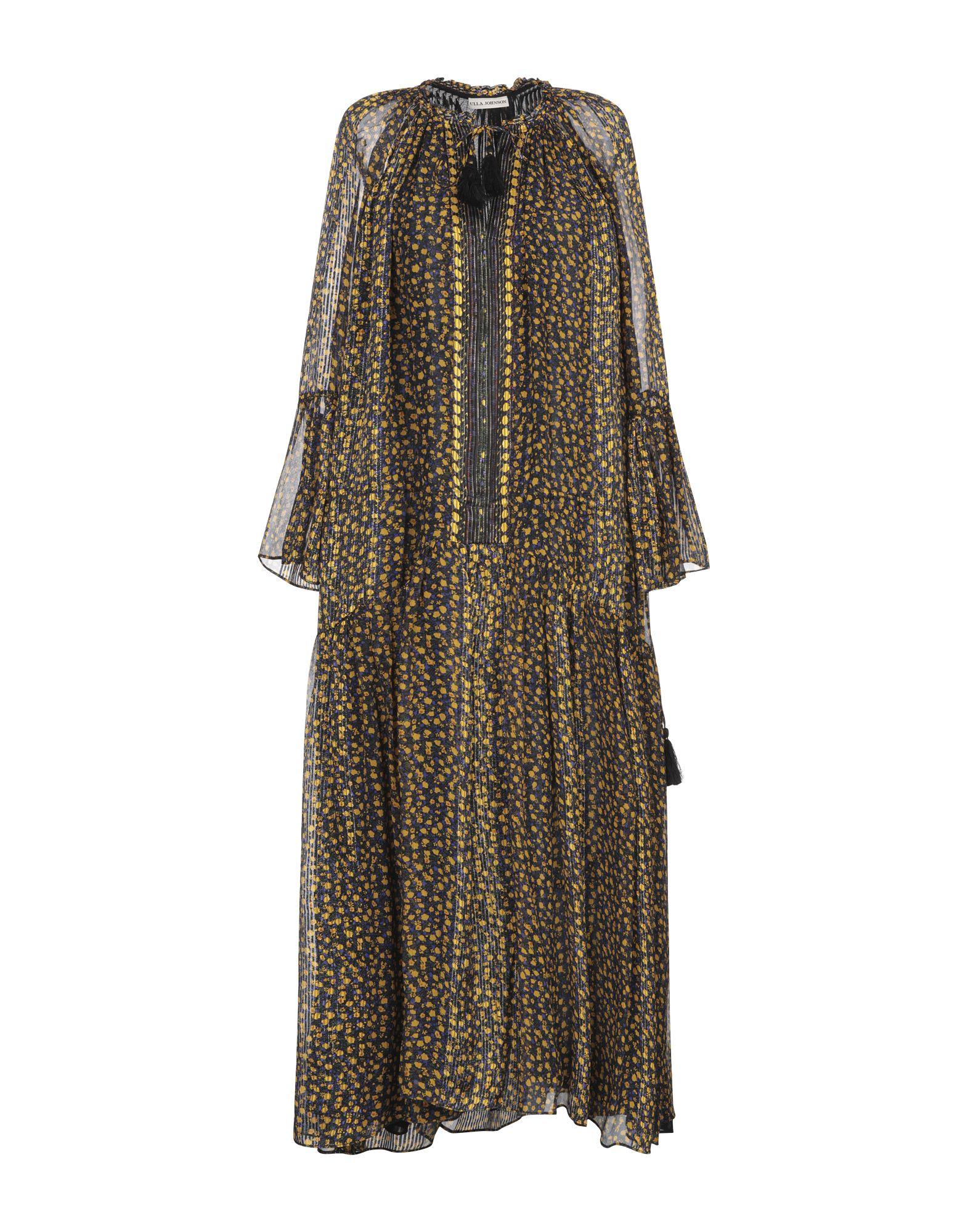 ULLA JOHNSON Длинное платье недорго, оригинальная цена