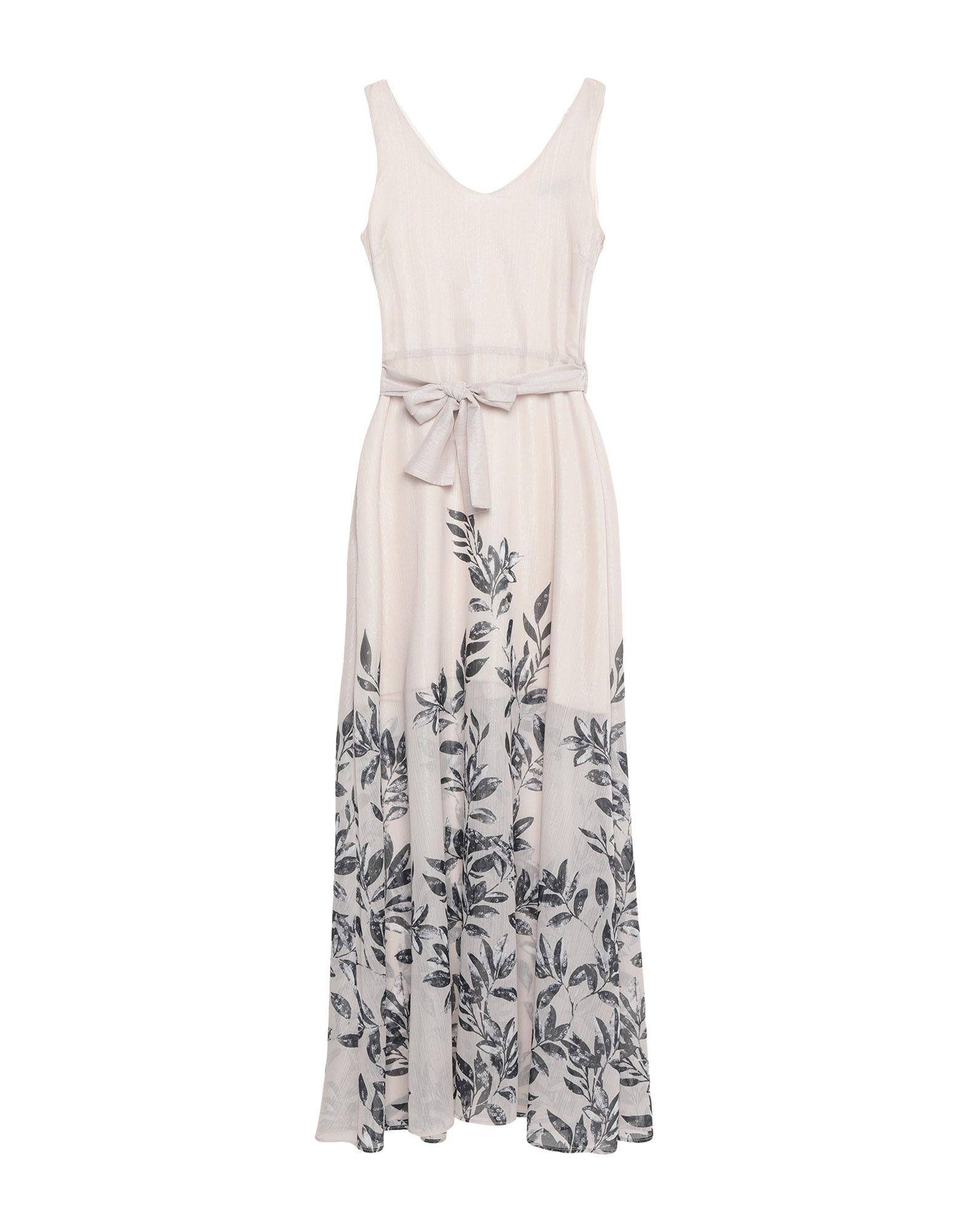 GIULIA VALLI Длинное платье недорго, оригинальная цена