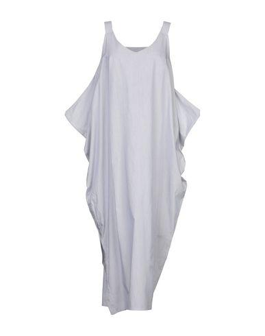 Фото - Платье до колена от ®EVEN IF белого цвета