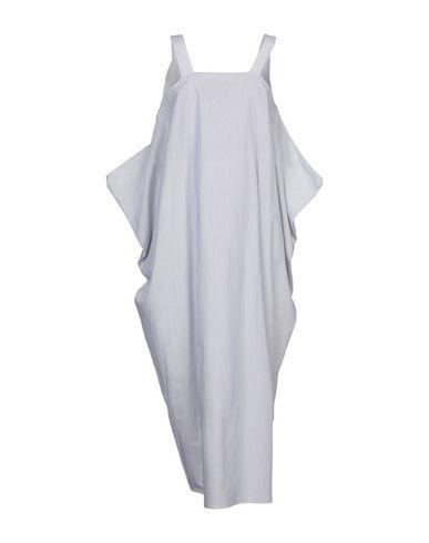 Фото 2 - Платье до колена от ®EVEN IF белого цвета