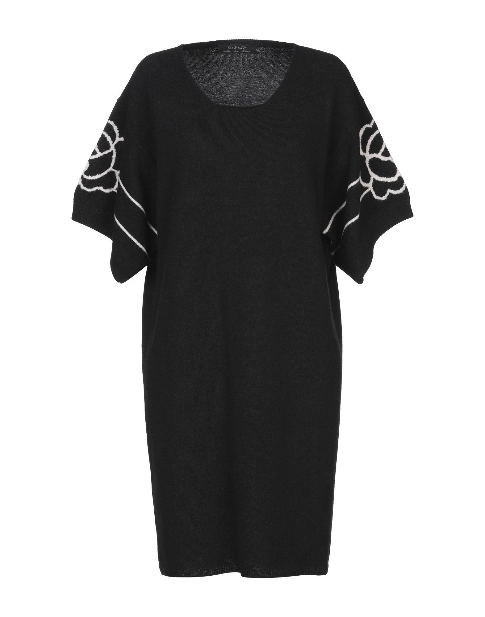 купить KRISTINA TI Короткое платье по цене 17500 рублей