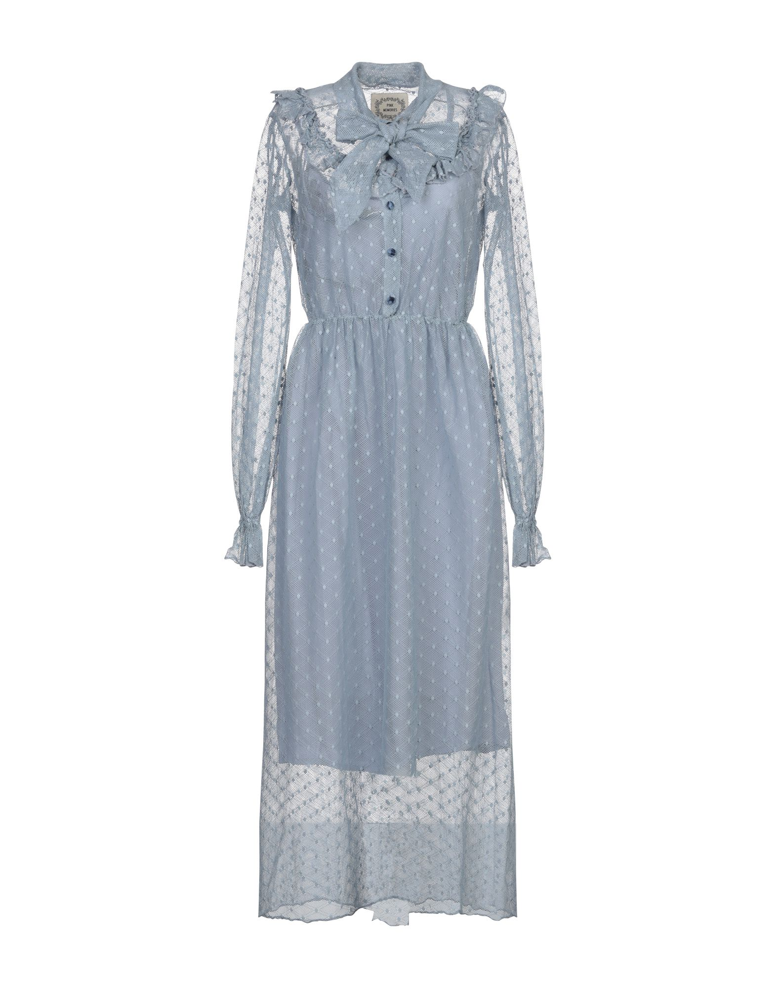 PINK MEMORIES Платье длиной 3/4 pink memories юбка длиной 3 4