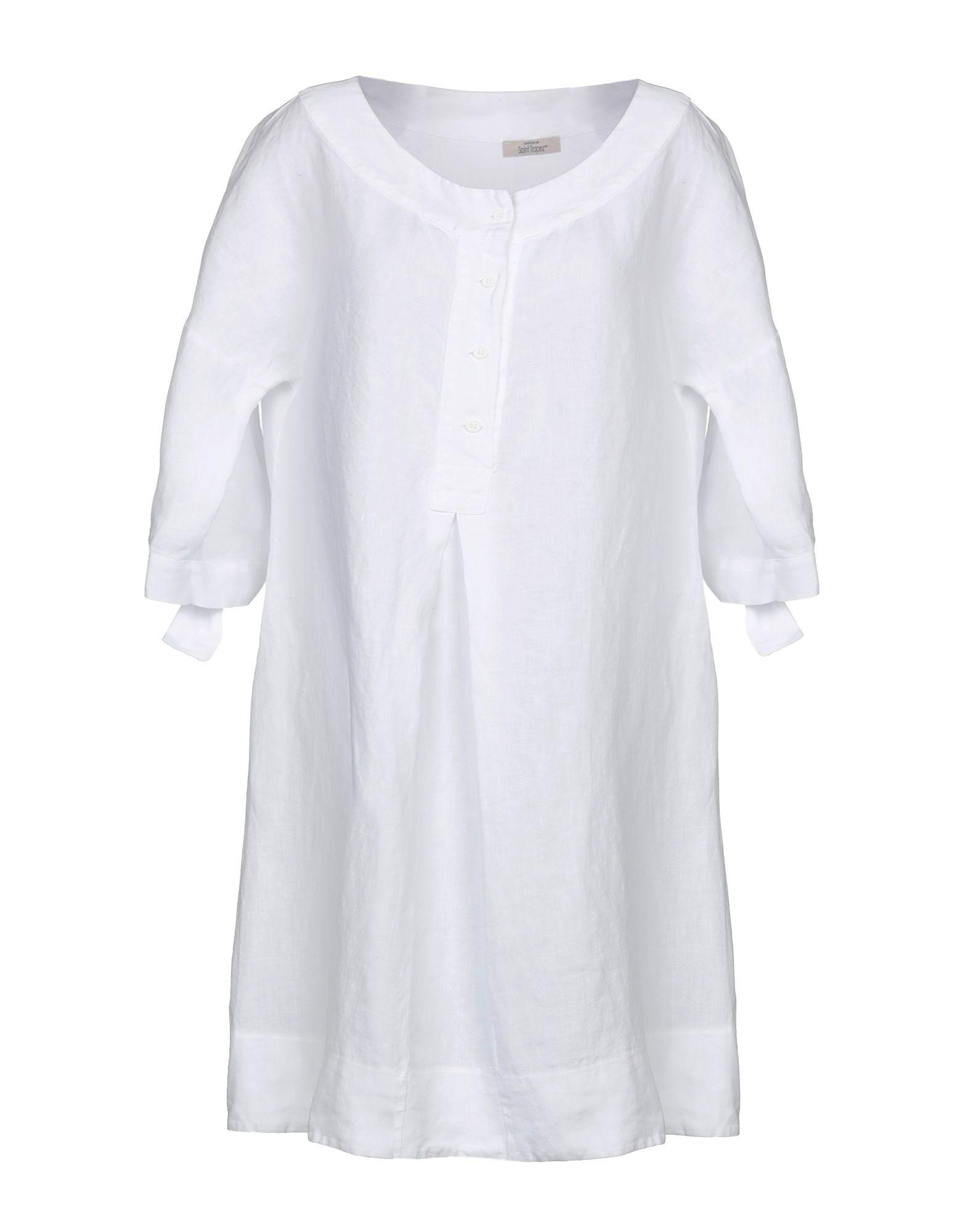 SAINT TROPEZ Короткое платье недорго, оригинальная цена