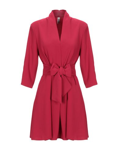 Фото - Женское короткое платье SOUVENIR красного цвета