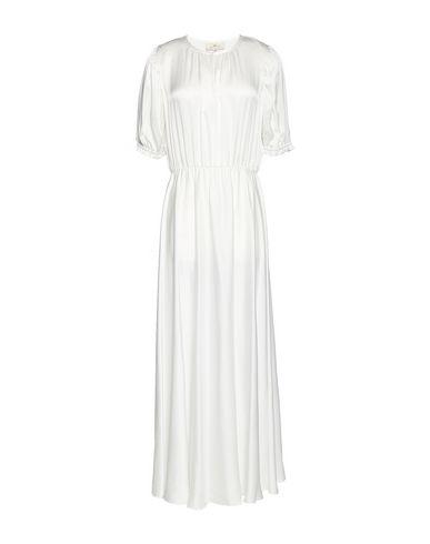 Длинное платье AROSSGIRL x SOLER