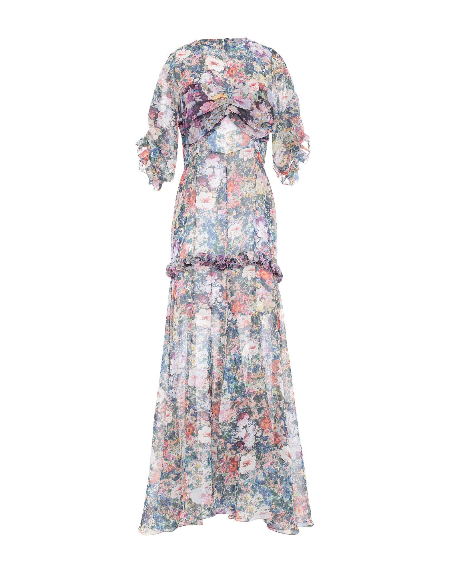 TATA-NAKA Длинное платье tata naka блузка