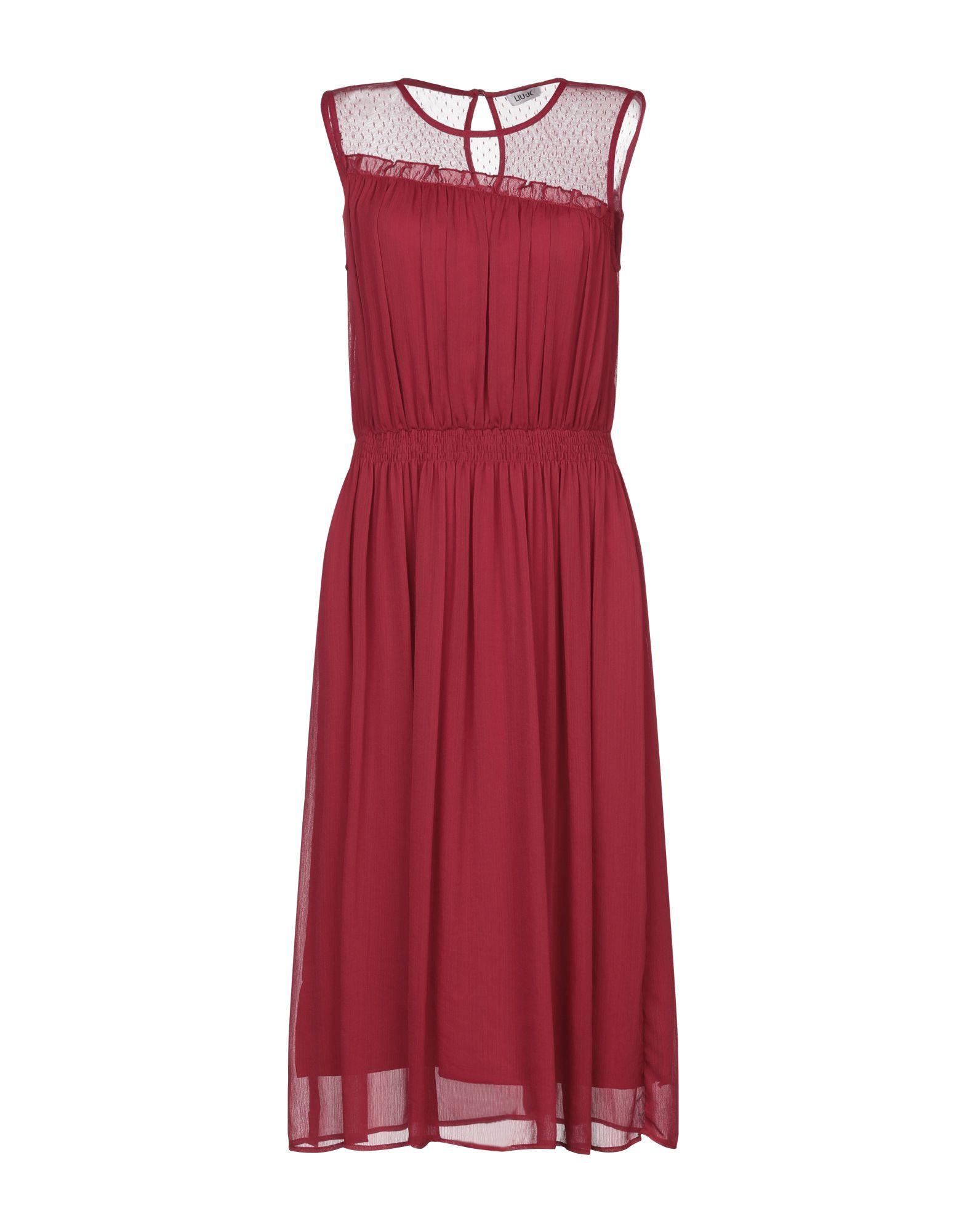 LIU •JO Платье длиной 3/4