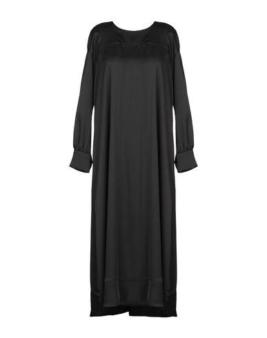 Фото - Платье длиной 3/4 от SOUVENIR черного цвета