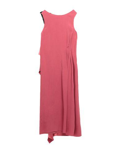 Купить Платье длиной 3/4 пастельно-розового цвета