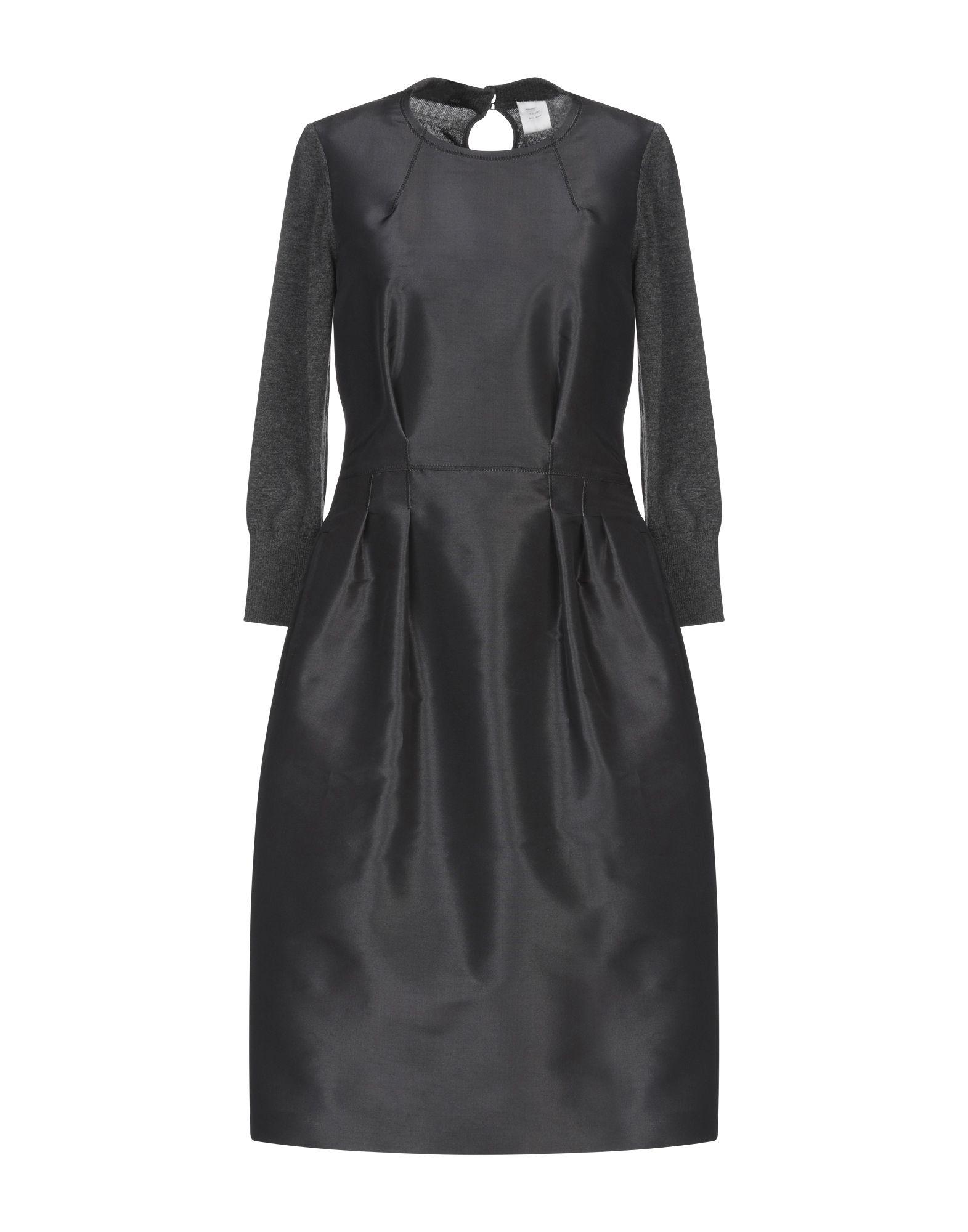 цена FABBRI Платье до колена онлайн в 2017 году