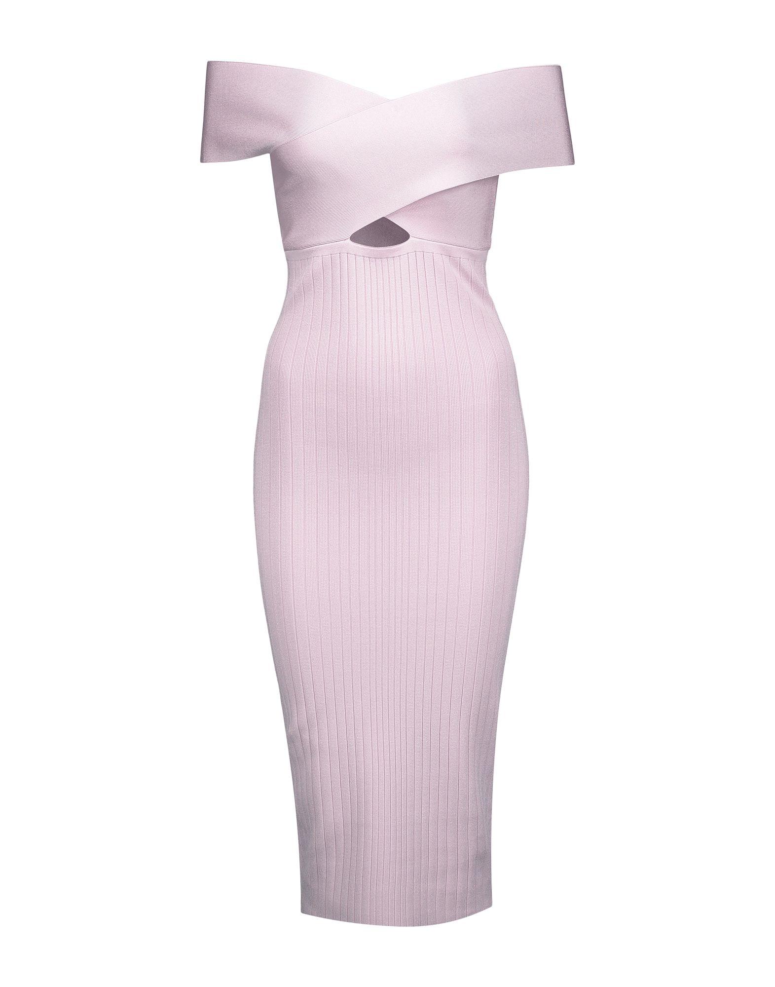 CUSHNIE Платье до колена