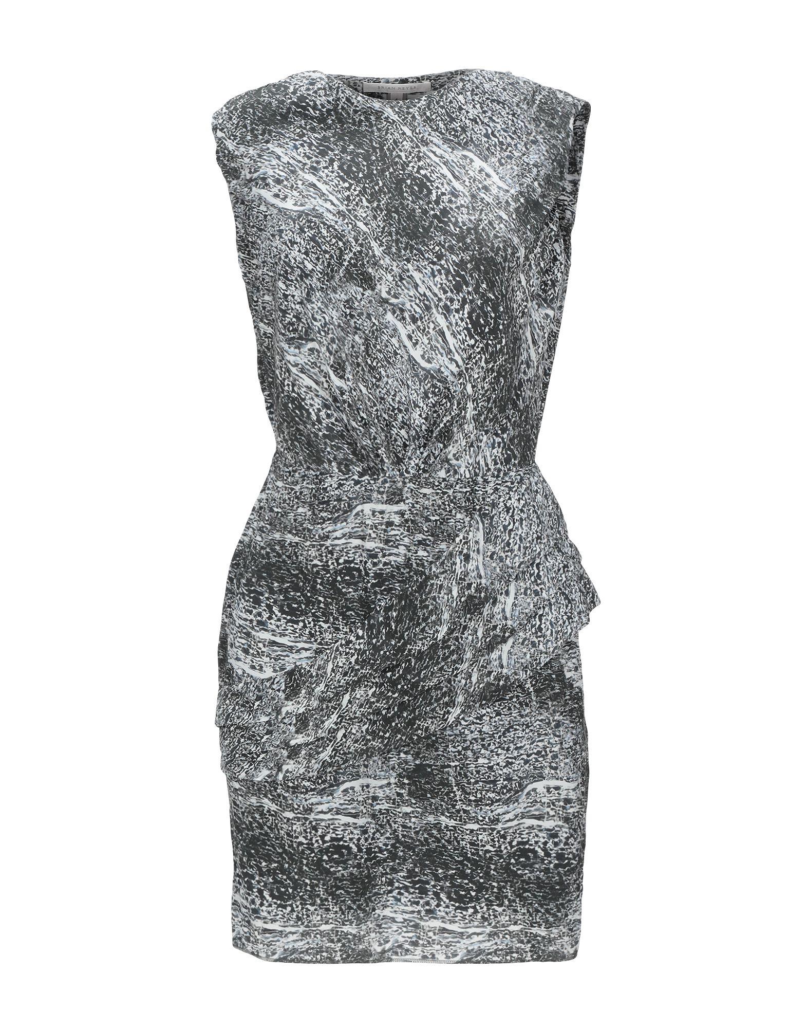 BRIAN REYES Короткое платье