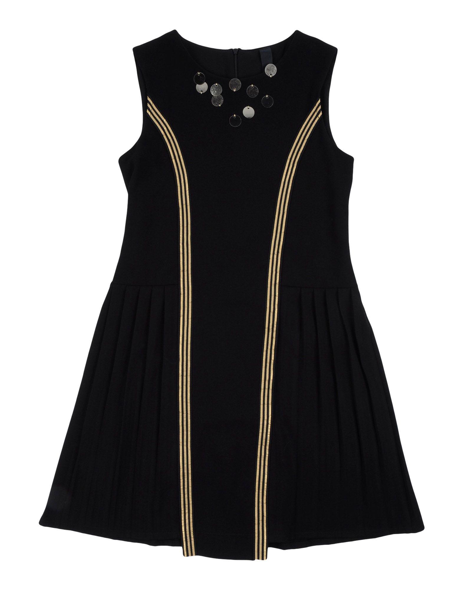 Naïce Kids' Dresses In Black
