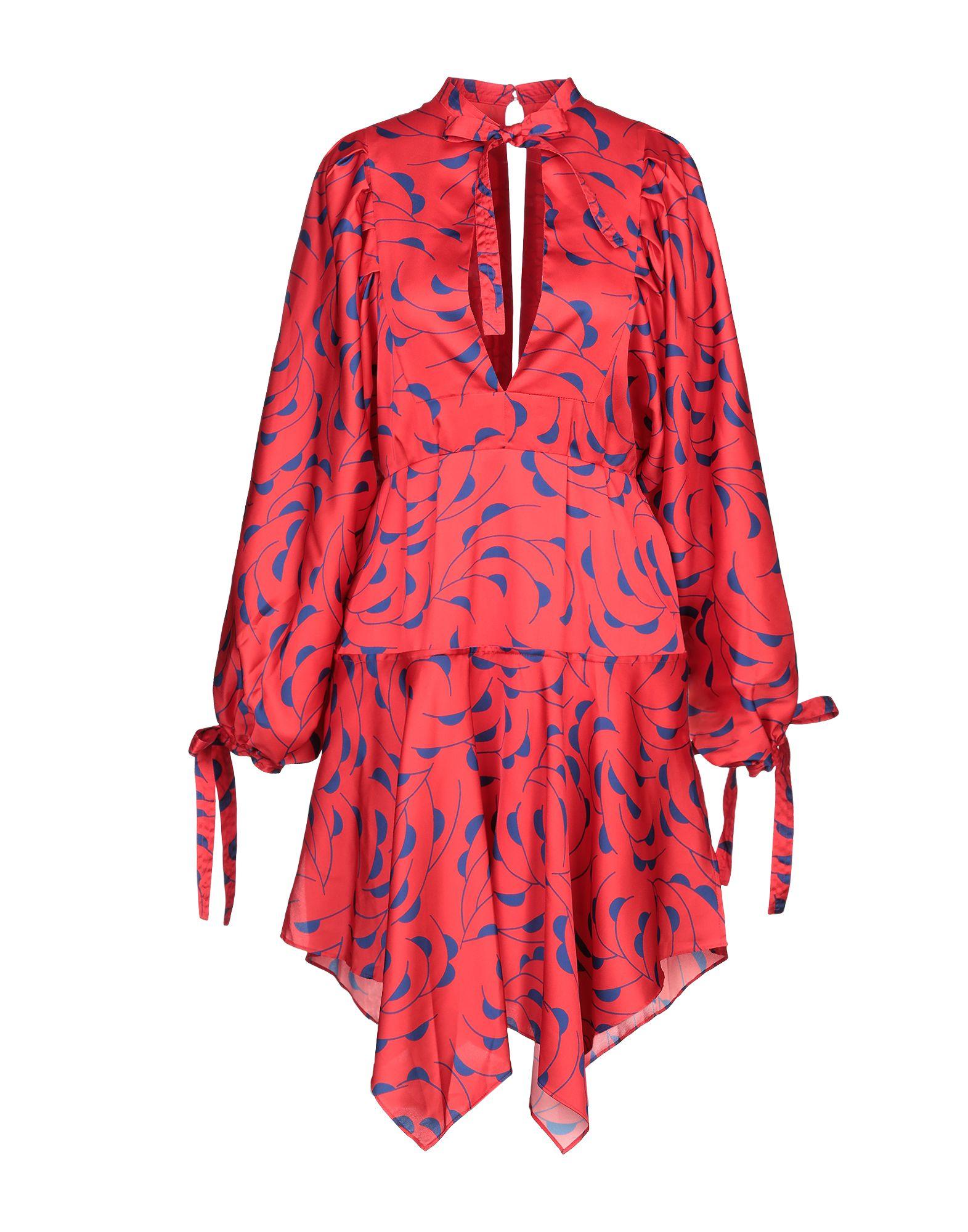 SELF-PORTRAIT Платье до колена