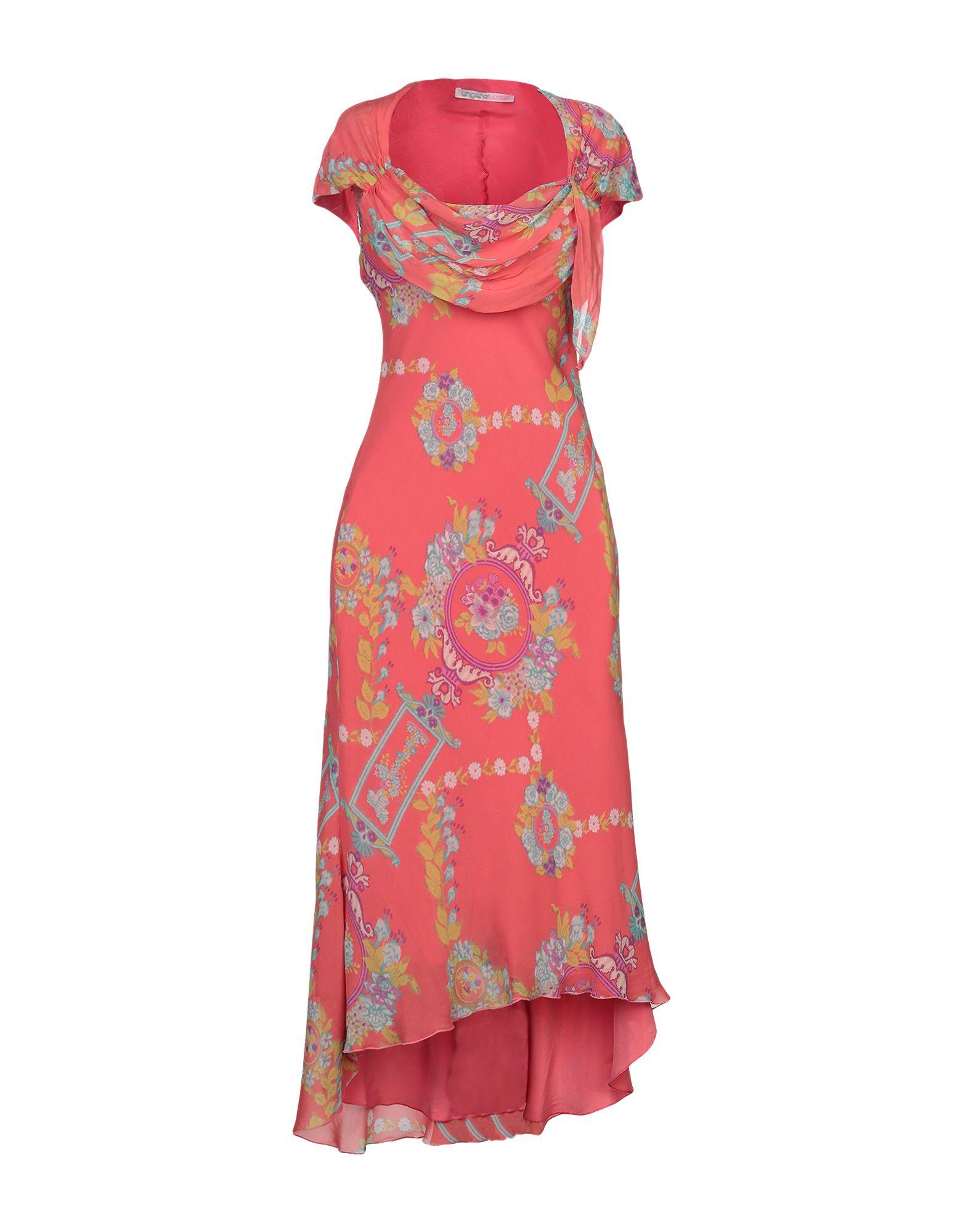 UNGARO FUCHSIA Платье до колена