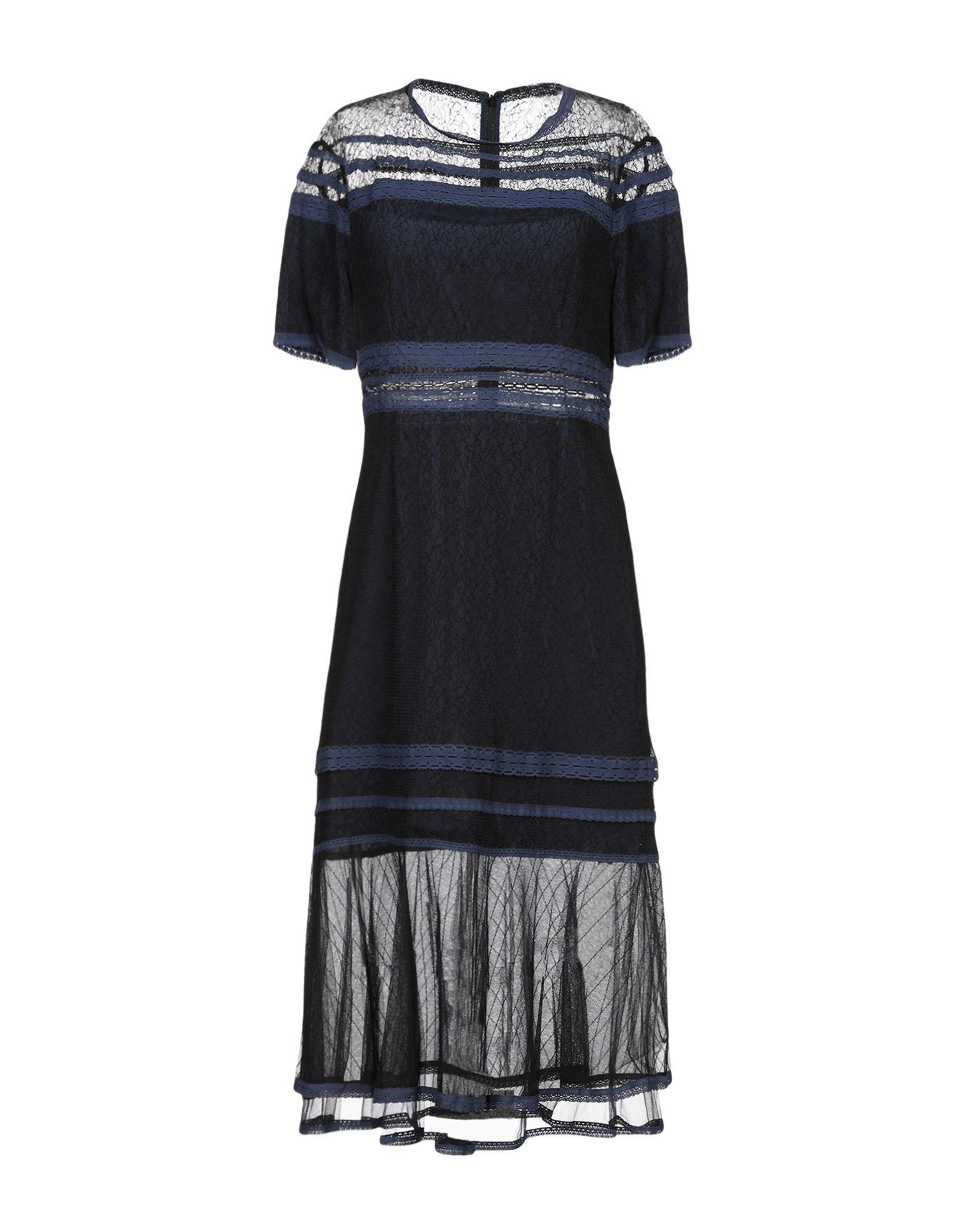 JONATHAN SIMKHAI Платье длиной 3/4