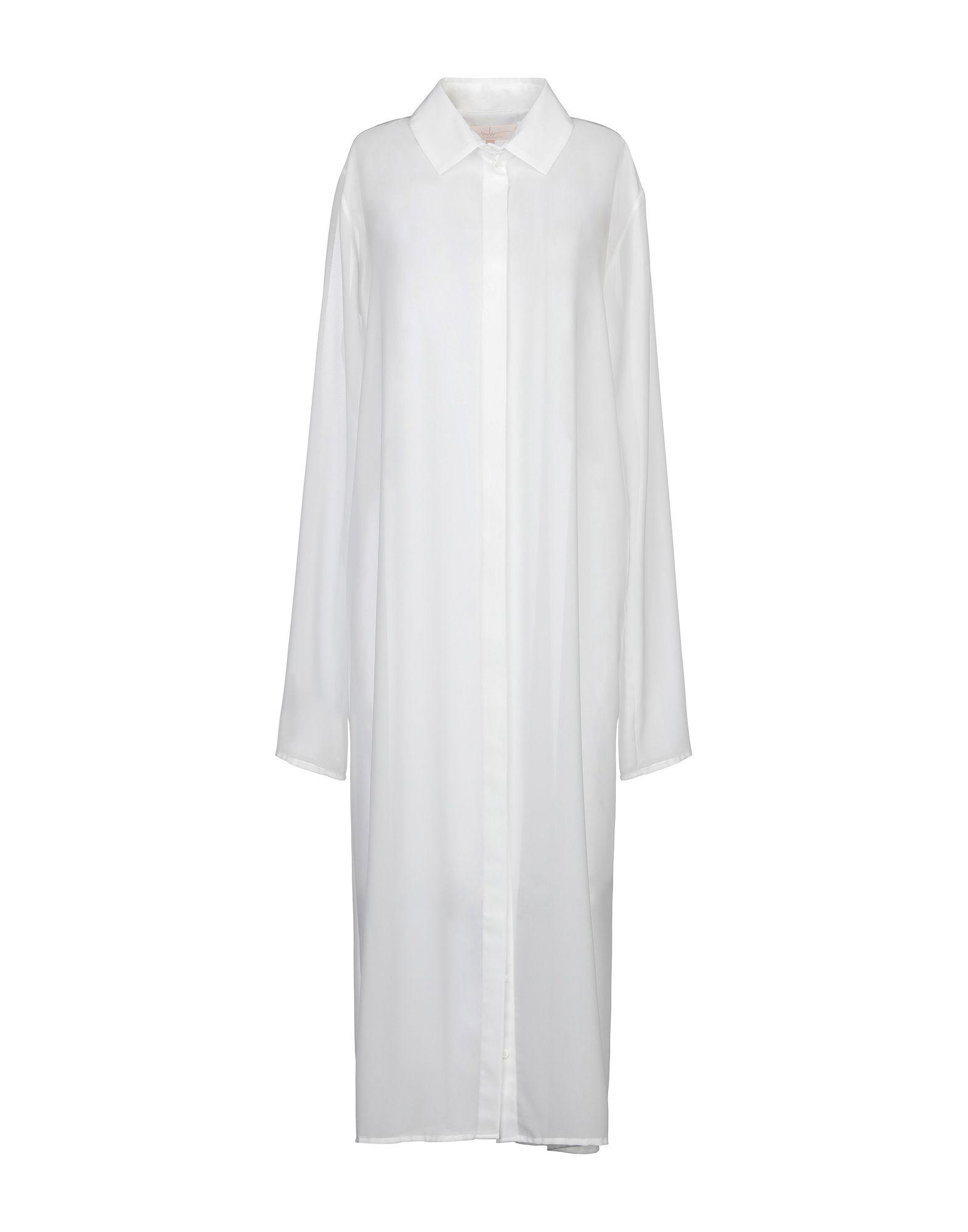 Фото - MARINA HOERMANSEDER Платье длиной 3/4 marina yachting юбка длиной 3 4