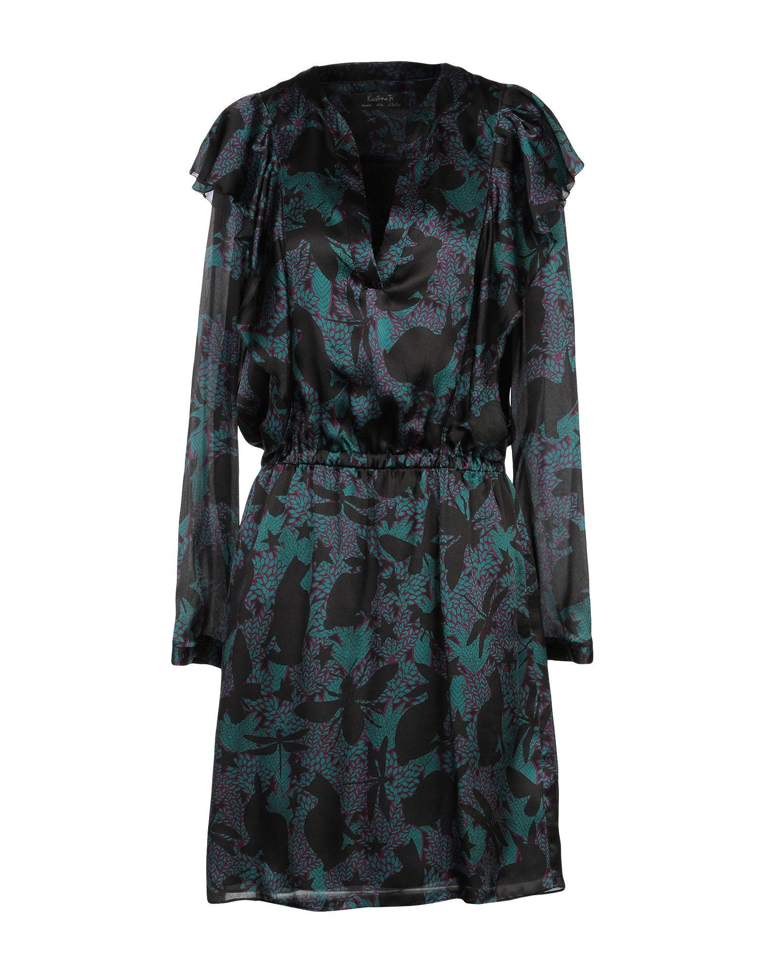 купить KRISTINA TI Короткое платье по цене 13050 рублей
