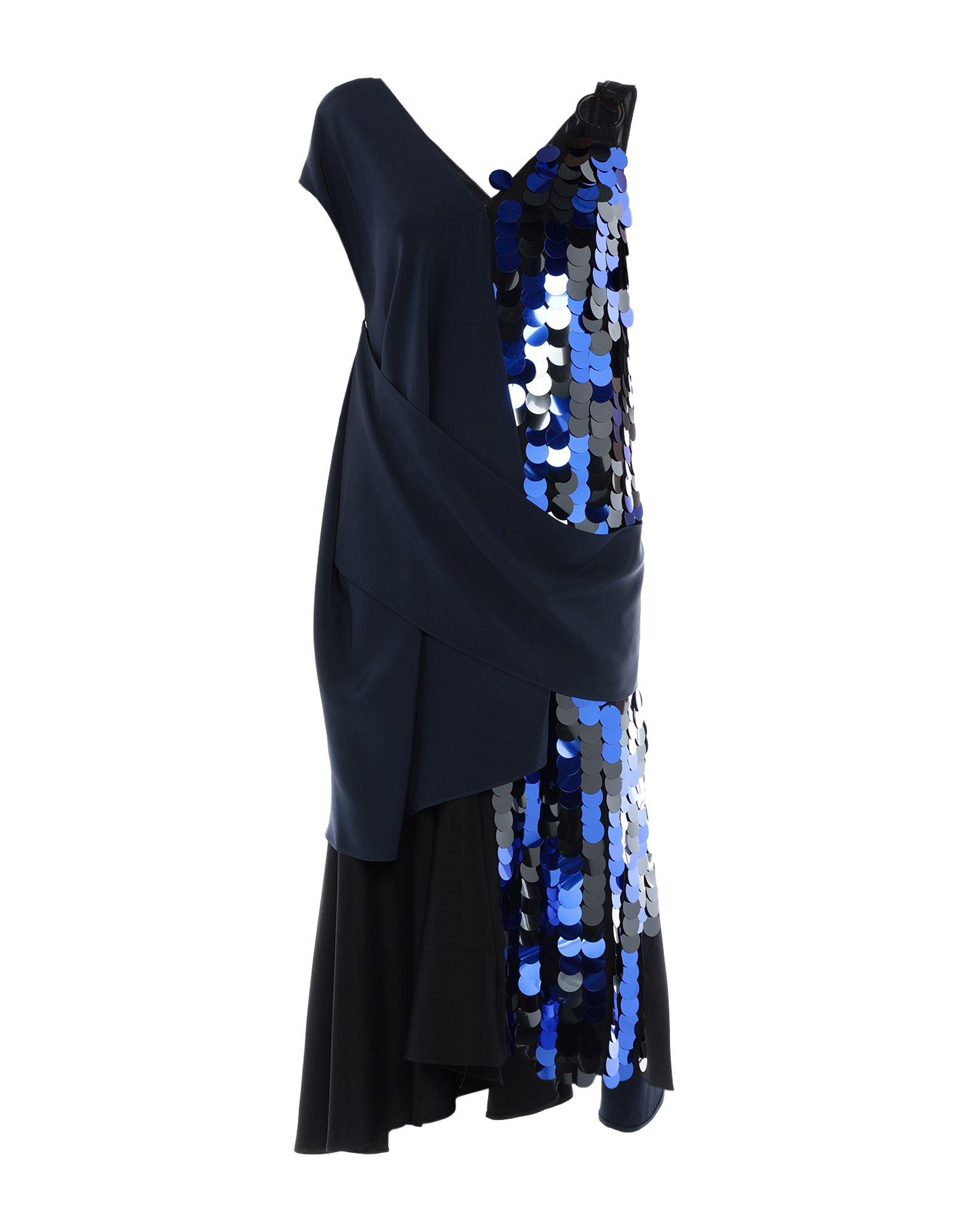 DIANE VON FURSTENBERG Платье длиной 3/4