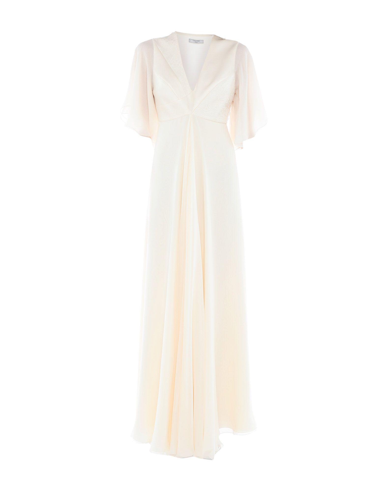 купить LANVIN Длинное платье недорого