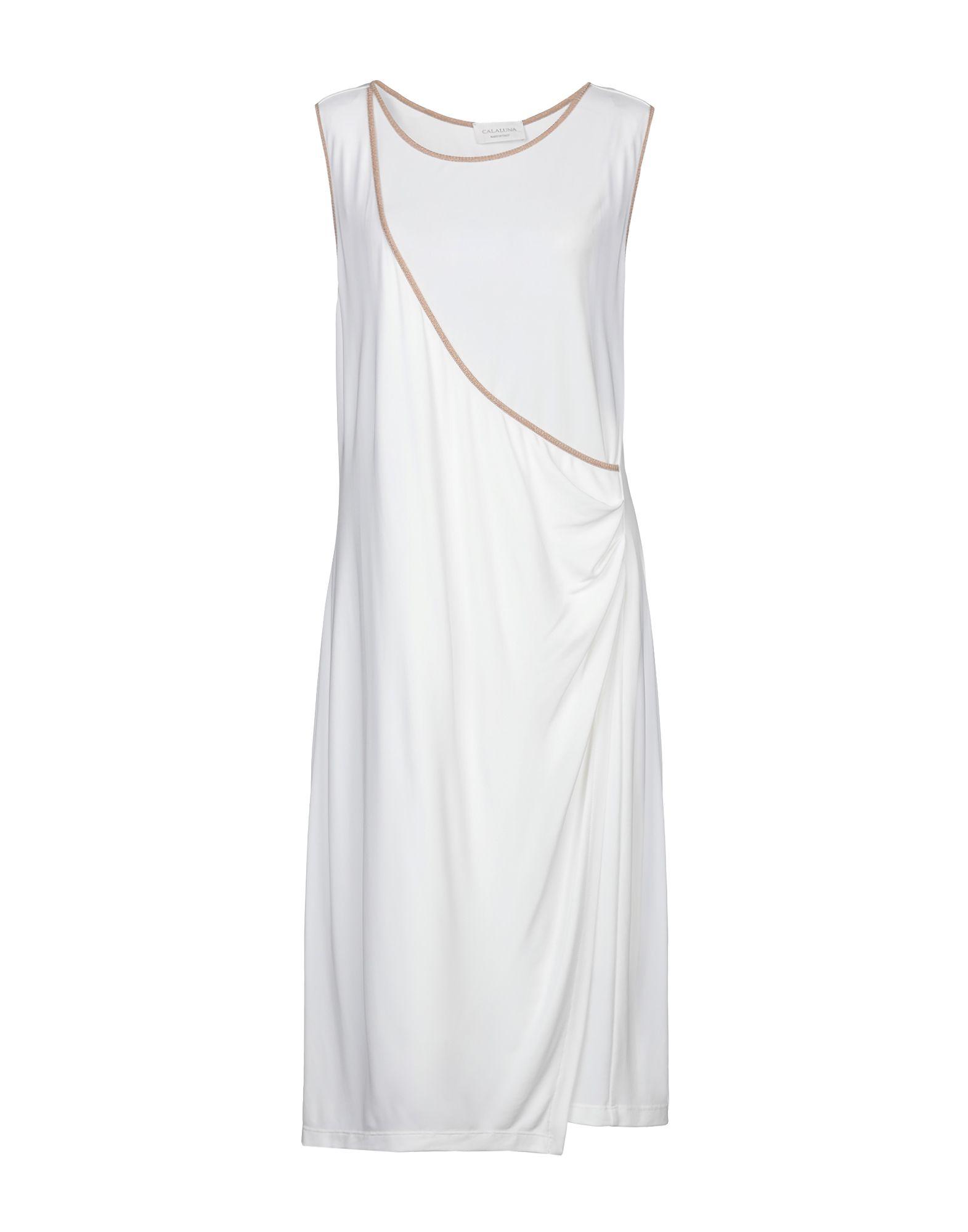 CALALUNA Платье до колена